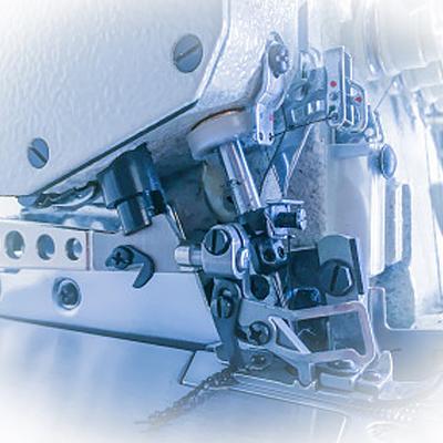 Klasifikasi utama mesin jahit perindustrian